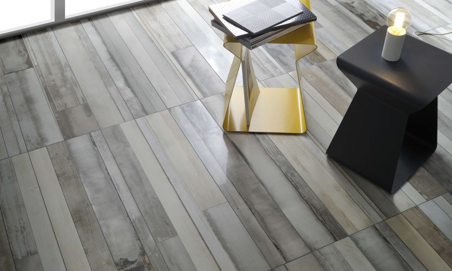 Plancher, Urban wood grey
